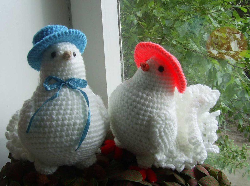 Связать голубей: символ мира и любви
