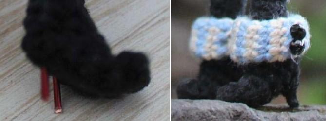 Леди кошка крючком: природная грация